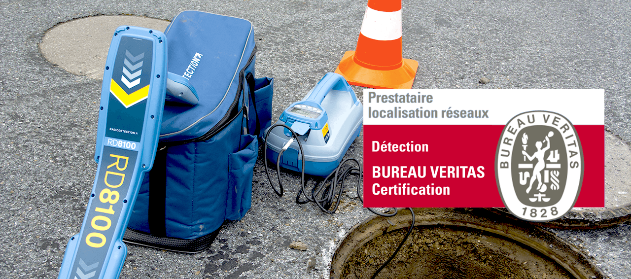 Prestataire détection certifié Bureau Veritas